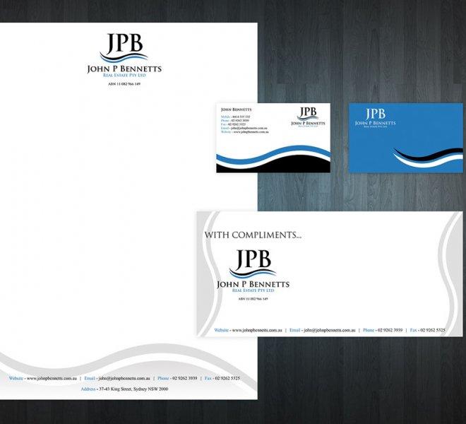 JohnPBennetts-stationery