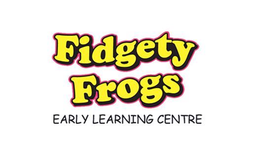 Fidgety Frogs